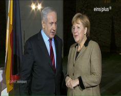 """Verschwörung´s Therapie  : Angela Merkel """"Israel und Zionismus"""""""
