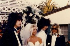 Nikki on Tommy Lee's wedding