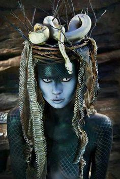 Medusa by Niki Lazaridou