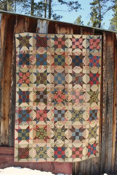 Sister's Paint Box Quilt   Flickr - Photo Sharing!