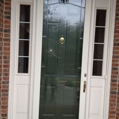 33 Best Entry Door With Storm Door Images Front Porch Entrance