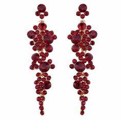 Beads Long Earrings For Women