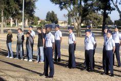 3e9a7bb423e Civil Air Patrol Cadets (Blue uniform)