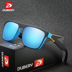 6ffb142446 DUBERY Polarized Sunglasses Men s Aviation Driving Shades Male Sun Glasses  For Men Retro Cheap 2017 Luxury Brand Designer Oculos