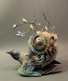"""The Curious Starling"" by Ellen Jewett"