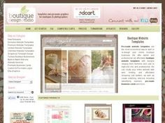 Google Website Templates Summer Garden Website Template  Cute Websites And Website