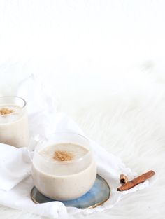 banana chai latte.