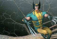 Wolverine. Art by Das Pastoras.