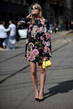 Looks de street style para llevar a la oficina   Galería de fotos 24 de 119   VOGUE