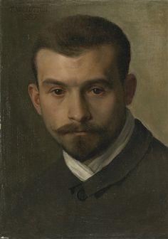 Félix Jasinski (1887), by Félix Vallotton (1865-1925).