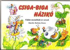 CSIGA-BIGA HAZIKO - Kinga B. - Picasa Web Albums Children's Literature, Retro, Books, Fictional Characters, Archive, Montessori, Albums, Baby, Picasa