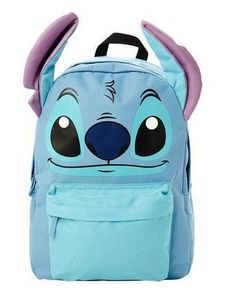Disney Lilo & Stitch I Am Stitch Backpack from Hot Topic. Shop more products from Hot Topic on Wanelo. Mochila Jansport, Lelo And Stitch, Lilo Et Stitch, Stitch Backpack, Backpack Bags, Rucksack Bag, Puppy Backpack, Hiking Backpack, Disney Stich