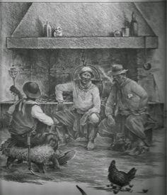 Eleodoro Marenco - En el fogon