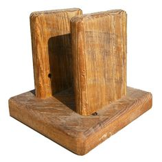Distinctively Aged Barn Wood Authentic reclaimed barn wood napkin holder handmade in Georgia and sealed with Danish oil. This napkin holder is solidly built to last for many generations. The surface i