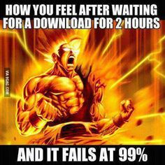 That feeling...we all know it