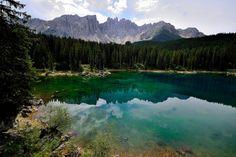 Lago Carezza, Italy