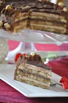 Cooking By Mirjana: Torta OPERA