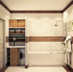 """""""Pure nature"""", автор Марина Саркисян, конкурс """"ванная комната 3d – комфорт & стиль""""   PINWIN - конкурсы для архитекторов, дизайнеров, декораторов"""
