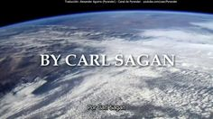 Te most itt vagy (Carl Sagan) Carl Sagan, Cosmos, Youtube, Gift, Blue Dots, Ancient History, Documentaries, Science, Activities