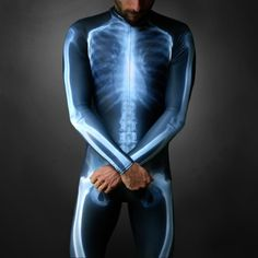 Fancy - X-Ray - Cycling Skinsuit for cycling professionals