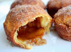 Empty Tomb Rolls - great for Easter | The Girl Who Ate Everything