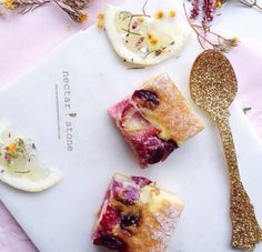 """photo: """"There's always a sparkle in her eye ~ especially when there something sweet in the making Nectar And Stone, Bakery Store, Pasta, Something Sweet, Food Design, Dessert Table, Yummy Cakes, Afternoon Tea, Food Styling"""