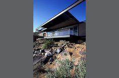 The last home that Al Beadle designed - Phoenix, AZ.  Built by The Construction Zone, ltd.