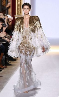 high fashion couture dresses | Zuhair Murad haute couture spring/summer 2013 in pictures