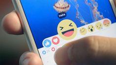 """""""Gosto"""" no Facebook continua a ser a reacção mais utilizada"""