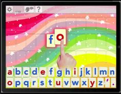 Phonics Strategies for Young Learners Using the iPad...