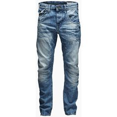 JACK & JONES Stan Osaka JJ 578 NOOS ($94) ❤ liked on Polyvore featuring men's fashion, men's clothing, men, pants, calças masculinas and cameron hammerstein