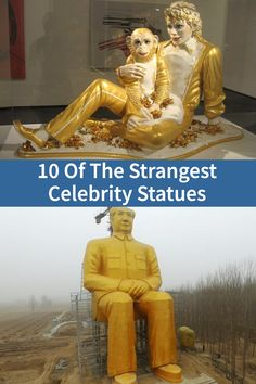 10 Of The Strangest Celebrity Statues Hilarious Stuff, Funny Jokes, Heroes Actors, Elegant Wedding Hair, Fun World, New Pins, Riddles, Ladies Shoes, Beautiful Actresses