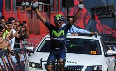 Nairo Quintana gana la Vuelta a Burgos