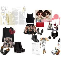 21 mode! by valia-zisi on Polyvore love from Greece <3
