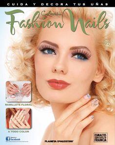 Fascículo 92 de la Colección Fashion Nails