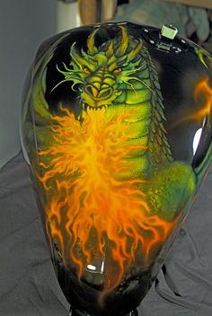 Dragon tank