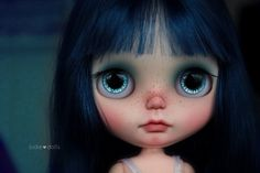 Bo Blythe custom art ooak doll by Jodiedolls by Jodiedolls on Etsy