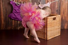 Cloth Diaper Tutu - DESIGN YOUR OWN - Perfect Photography Prop for Newborn Infant Baby Toddler Girl.