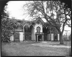 Afton Villa Gardens- built 1790- St. Francisville, Louisiana- Historical Southern Antebellum Plantations