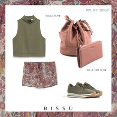 ¡Únete a la moda del sporty look! Casual y desenfadado sin perder un ápice de estilo #moda #trendy #outfits #sportylook #complementos #accesorios #bolsos #fashion #musthave #fashionstyle