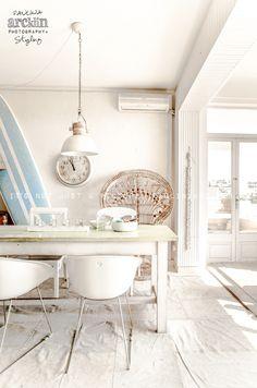 House in Mallorca Home Design, Design Blog, Design Ideas, Coastal Homes, Coastal Living, Design Rustique, Living Comedor, House By The Sea, Relax