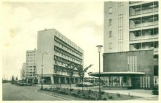 Antwerpen-Kiel - Residentie Karel Hancke, Evert Larockstraat