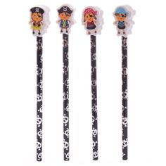 Little Pirate Pencil with Pirate Eraser Top Puckator http://www.amazon.com/dp/B00CPL6MAE/ref=cm_sw_r_pi_dp_a1R.wb0CKA4GH