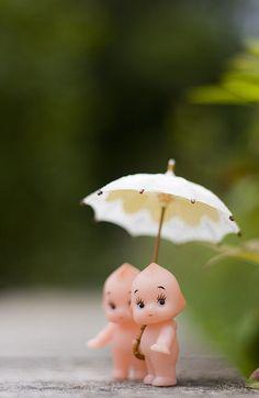 Kewpie love!