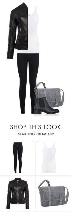 """""""Untitled 4"""" by havlova-blanka on Polyvore featuring New Look, Vince, Diesel, David King & Co. and Barneys New York"""