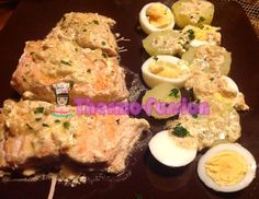 SALMON A LAS FINAS HIERBAS FUSSIONCOOK ← thermo fussion cook
