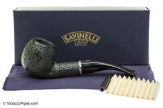 TobaccoPipes.com - Savinelli Arcobaleno 626 Green Tobacco Pipe - Rustic, $82.40 (http://www.tobaccopipes.com/savinelli-arcobaleno-626-green-tobacco-pipe-rustic/)