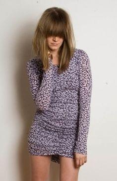 Ecolissa vegan clothing -   Toggery Jilliana Dress  made in usa  organic cotton  reclaimed materials recycled  soy fair trade bamboo hemp modal fair trade