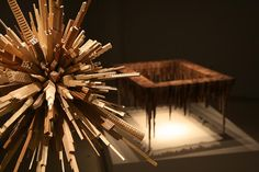 3 | Check Out These Breathtaking Urban Landscapes Made Out Of Wood Scraps | Co.Exist | ideas + impact