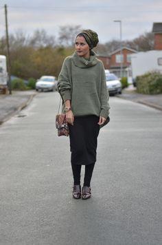 Dina Tokio - love her style.